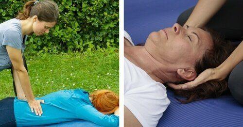 Massage Thai Yoga achtsame Berührung Kirchhain Marburg Workshop